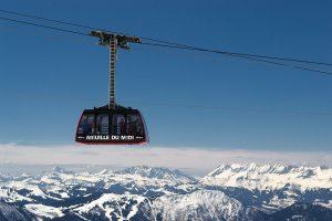 Aiguille du Midi 300x200 - Cable Car Ride From Aiguille Du Midi, Chamonix, France