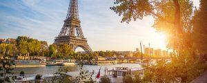 eifeltornet paris panorama 300x120 - Solnedgång vid Eiffeltornet